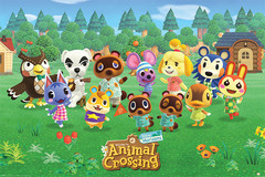 Products tagged with animal crossing poster