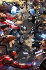 Producten getagd met avengers posters