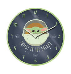 Products tagged with baby yoda clock