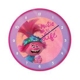 "Trolls World Tour Music Is Life 10"" Wall Clock"