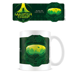 Halo Infinite Master Chief Forest Mug