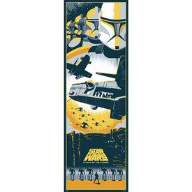 Star Wars Episode II Door Poster