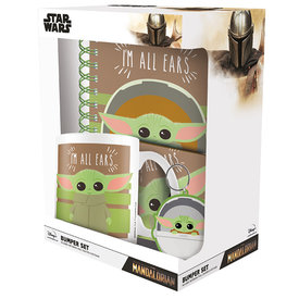 Star Wars The Mandalorian I'm All Ears Premium Coffret cadeau