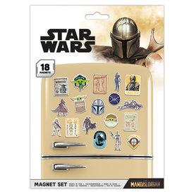 Star Wars The Mandalorian The Child - Magnet Set