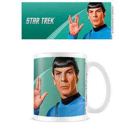 Star Trek Spock Green Mug