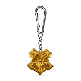 Harry Potter Hogwarts Crest Polyresin 3D Sleutelhanger