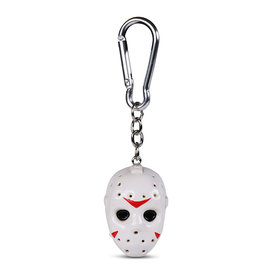 Friday The 13th Jason Head Polyresin 3D Keyring