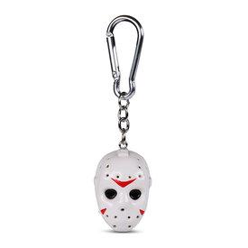Friday The 13th Jason Head Polyresin 3D Sleutelhanger