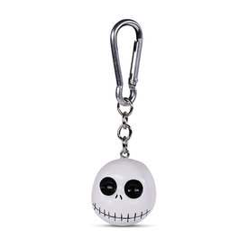 Nightmare Before Christmas Jack Head Polyresin 3D Keyring