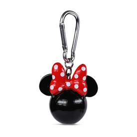 Minnie Mouse Head Polyresin 3D Keyring
