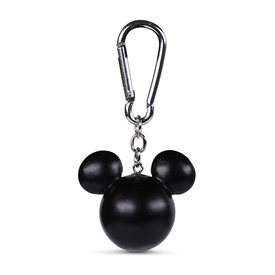 Mickey Mouse Head Polyresin 3D Keyring