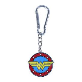 Wonder Woman Logo Polyresin 3D Sleutelhanger