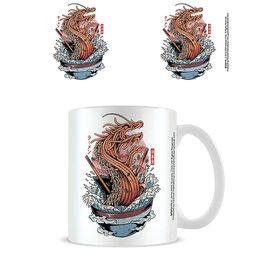 Ilustrata Dragon Ramen Mug