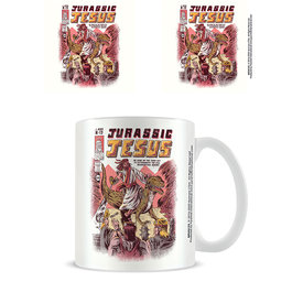 Ilustrata Jurassic Jesus Mug