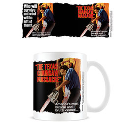Texas Chainsaw Massacre Brutal Mug