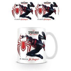 Spider-Man Miles Morales Iconic Jump Mug