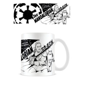 Star Wars The Mandalorian Gideon Mug