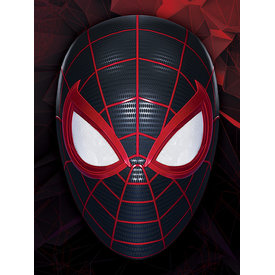 Spider-Man Miles Morales The Mask Of A Hero - Canvas 30x40cm