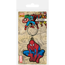 Spider-Man Crouch - Porte-clé