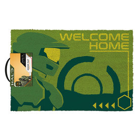 Halo Infinite Welcome Home Doormat