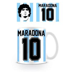 Maradona 10 Mug
