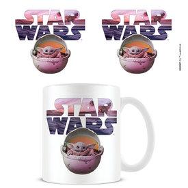 Star Wars The Mandalorian Cradle Mug