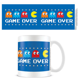 Pac-Man Game Over - Mok