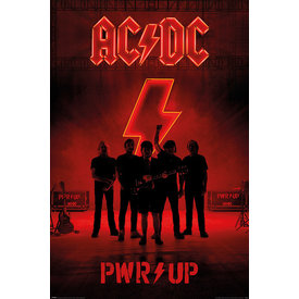 AC/DC PWR/UP Maxi Poster