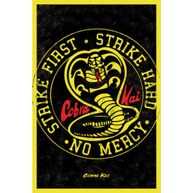 Cobra Kai Emblem Maxi Poster