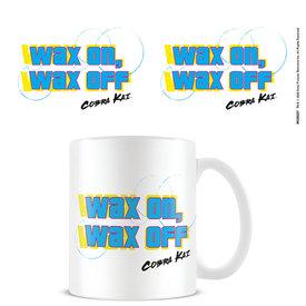 Cobra Kai Wax On Wax Off - Mug