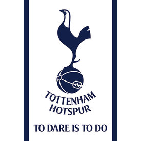 Tottenham Hotspur FC To Do Is To Dare Maxi Poster