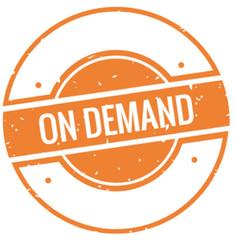 On Demand producten