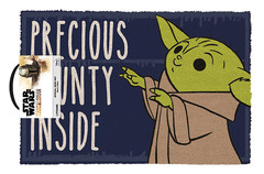 Products tagged with baby yoda doormat