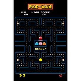 Pac-Man Maze - Maxi Poster