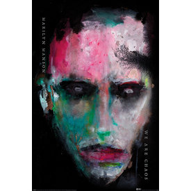 Marilyn Manson We Are Chaos Maxi Poster