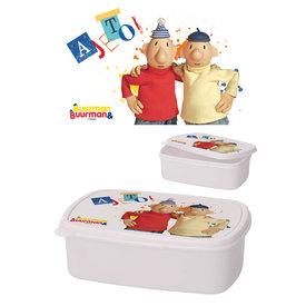 Buurman en Buurman (Pat & Mat) A Je To! Lunchbox
