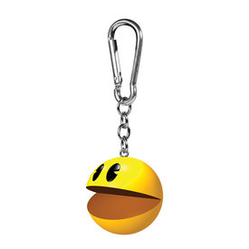 Pac-Man Mouth 3D Porte-clés en Polyresin