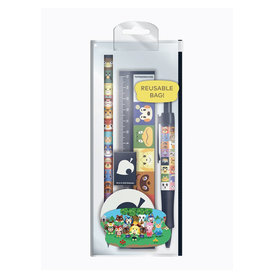 Animal Crossing Villager Squares - Stationery Set