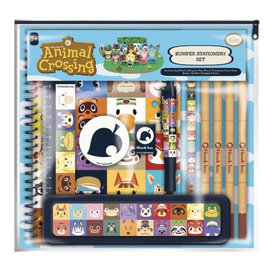 Animal Crossing Villager Squares - Super Bumper Stationery Set