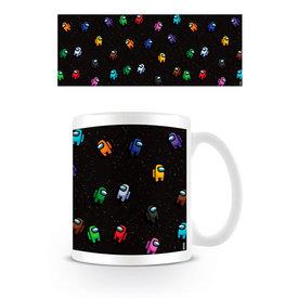 Among Us Space - Mug