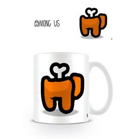 Among Us Orange Died - Mug