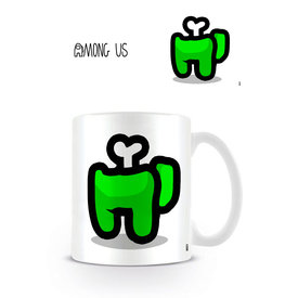 Among Us Lime Died - Mug
