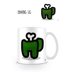 Among Us Green Died - Mug