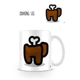Among Us Brown Died - Mug