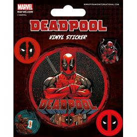 Deadpool Stick This - Vinyl Stickers