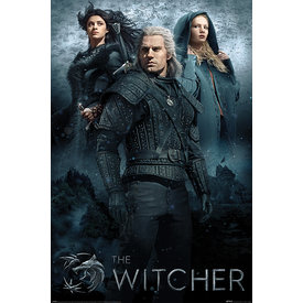 The Witcher Connected By Fate - Maxi Poster