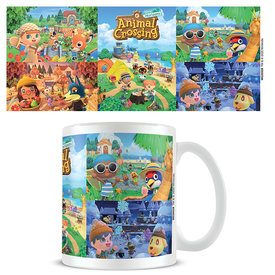 Animal Crossing Seasons Mug