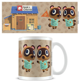 Animal Crossing Nooks Cranny Mug