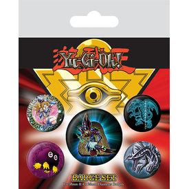 Yu-Gi-Oh! Dark Magician - Badge Pack