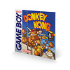 Gameboy Donkey Kong - Wood Print 30x30cm